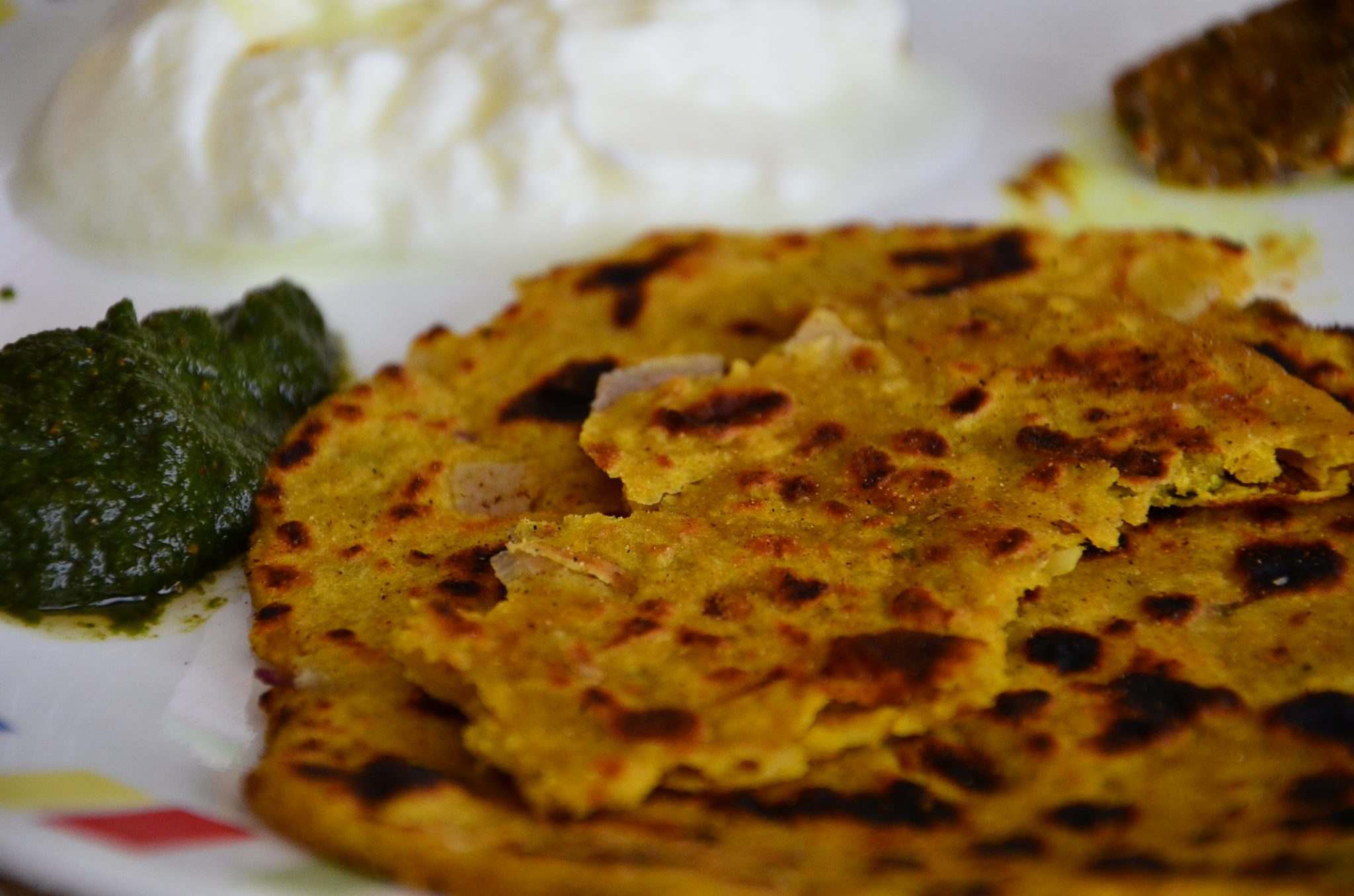 Potato Parantha