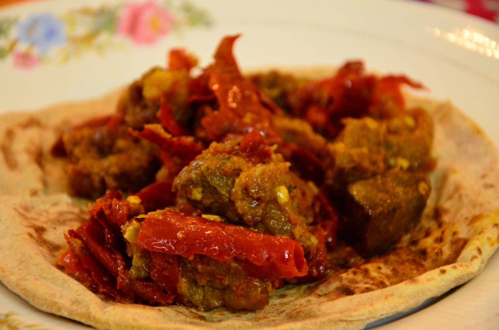 Ghosht and Roti