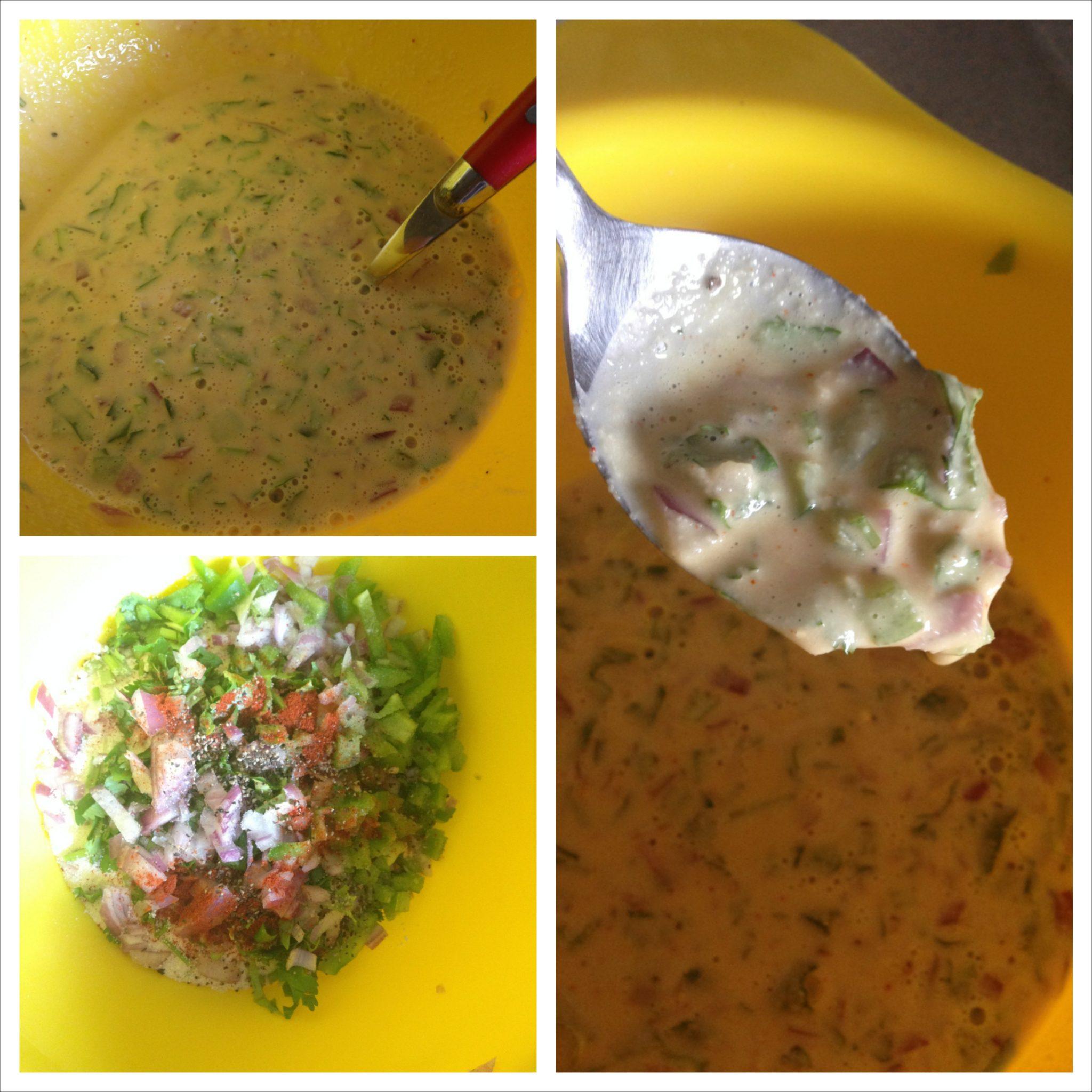 Gram Flour Mix