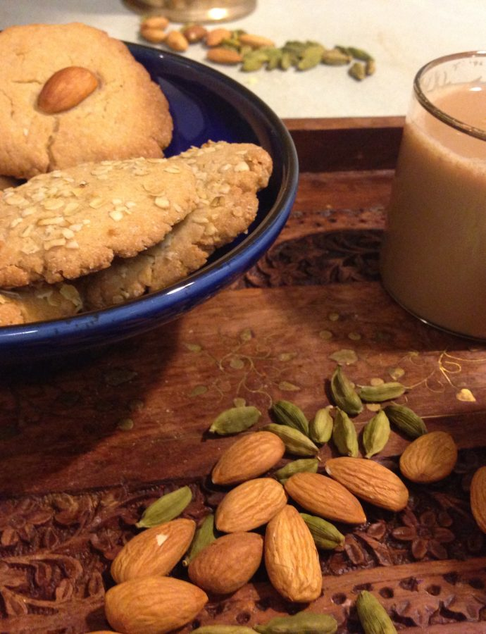 The Tea Companion: Whole Wheat Biscuits