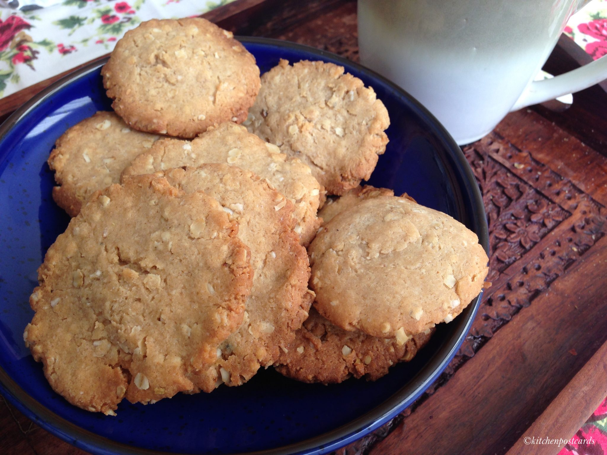 Whole Wheats Biscuits