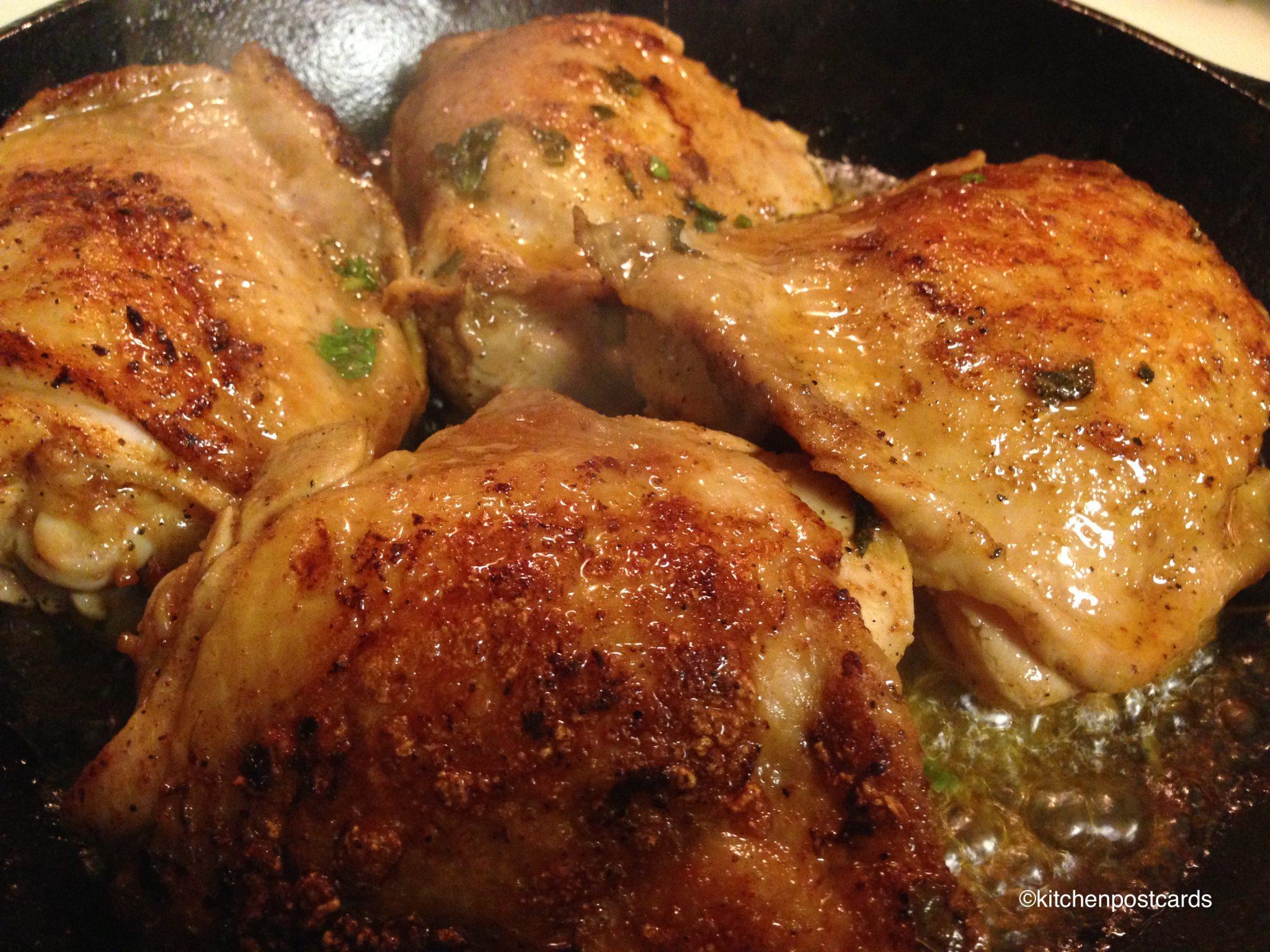 crips chicken