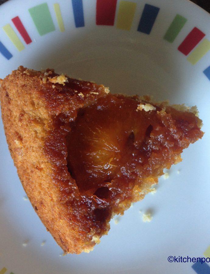 Mandarin Apple Cake