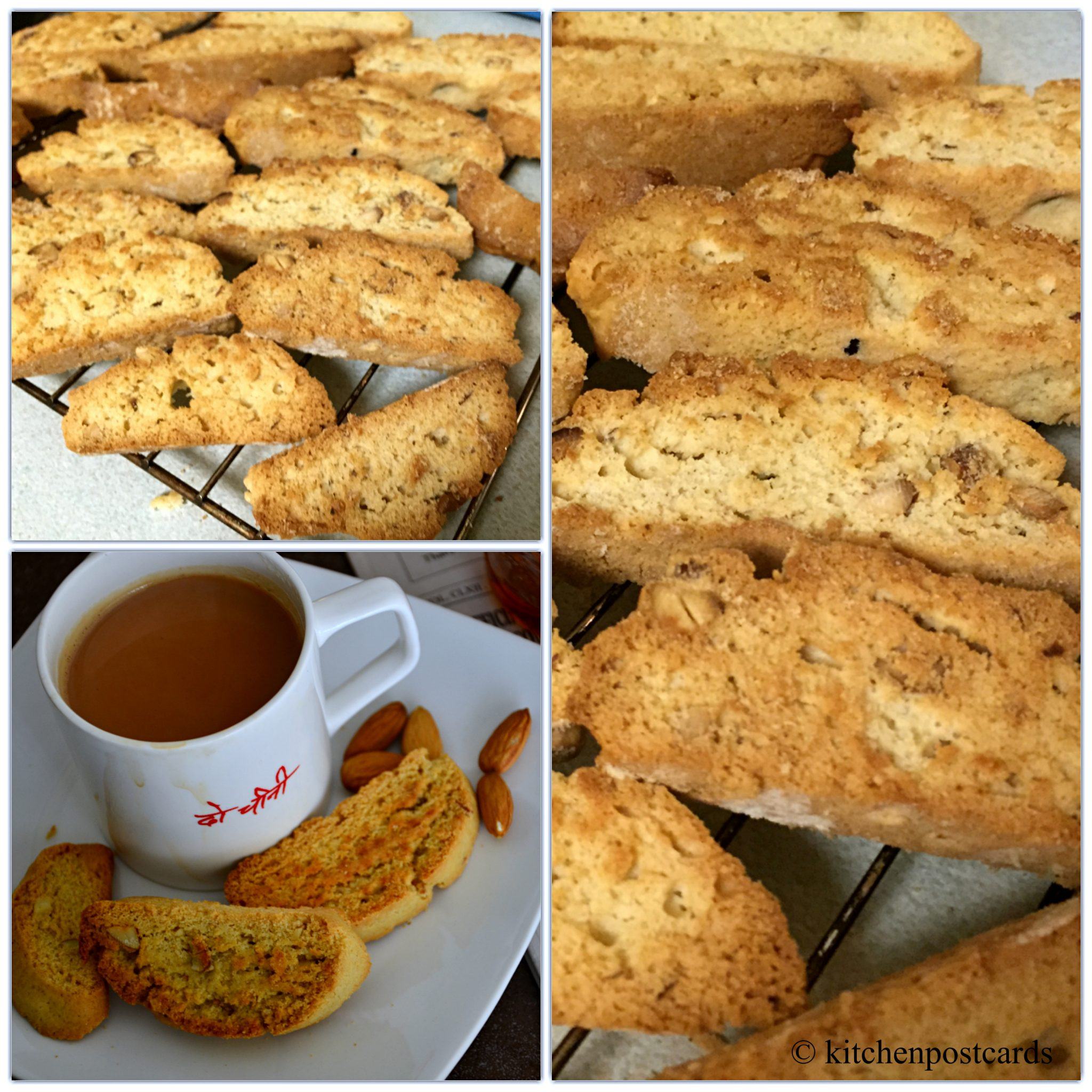 Twice Baked - Biscotti
