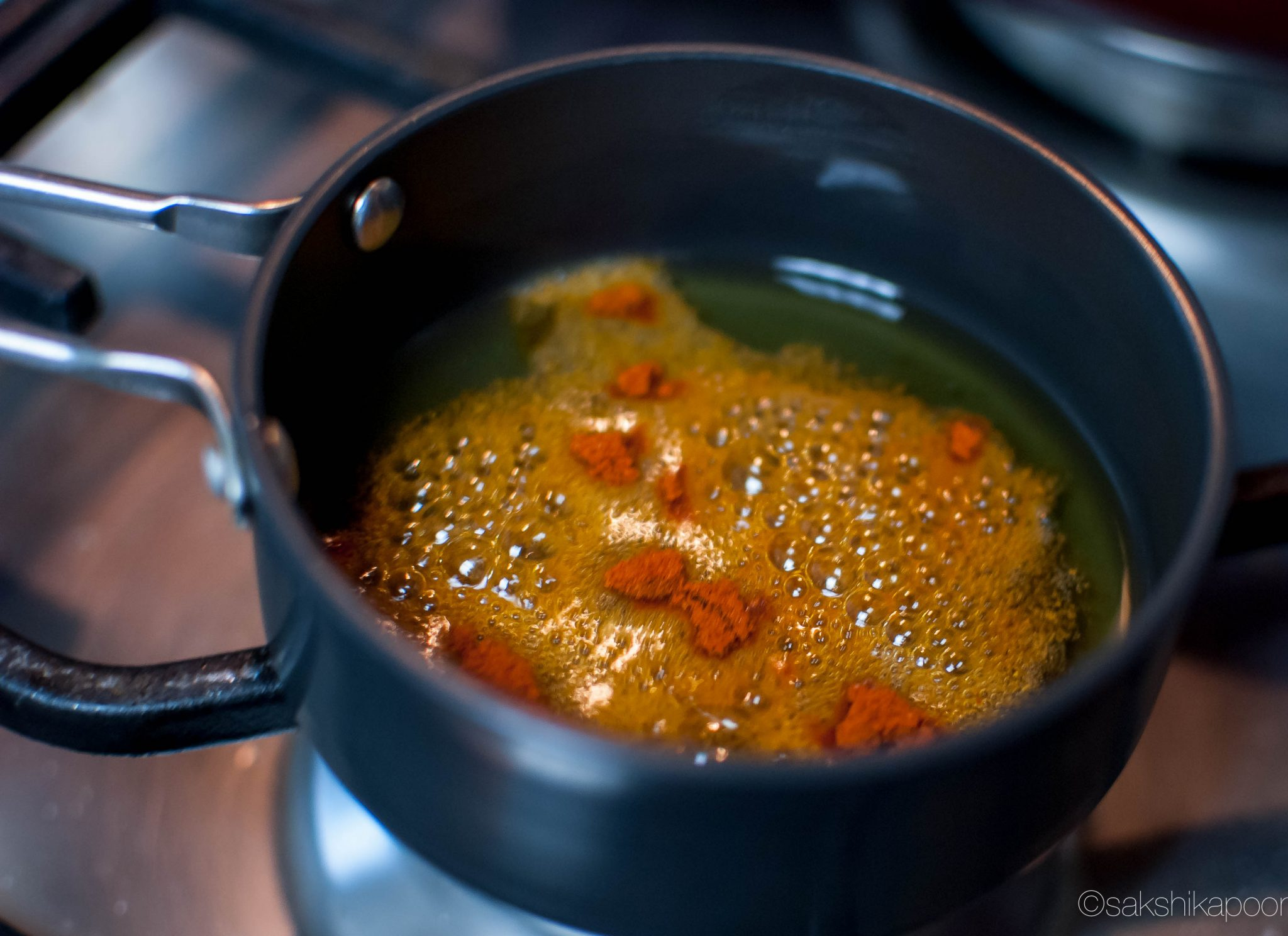 Quick and Easy 4 ingredient tadka for dal