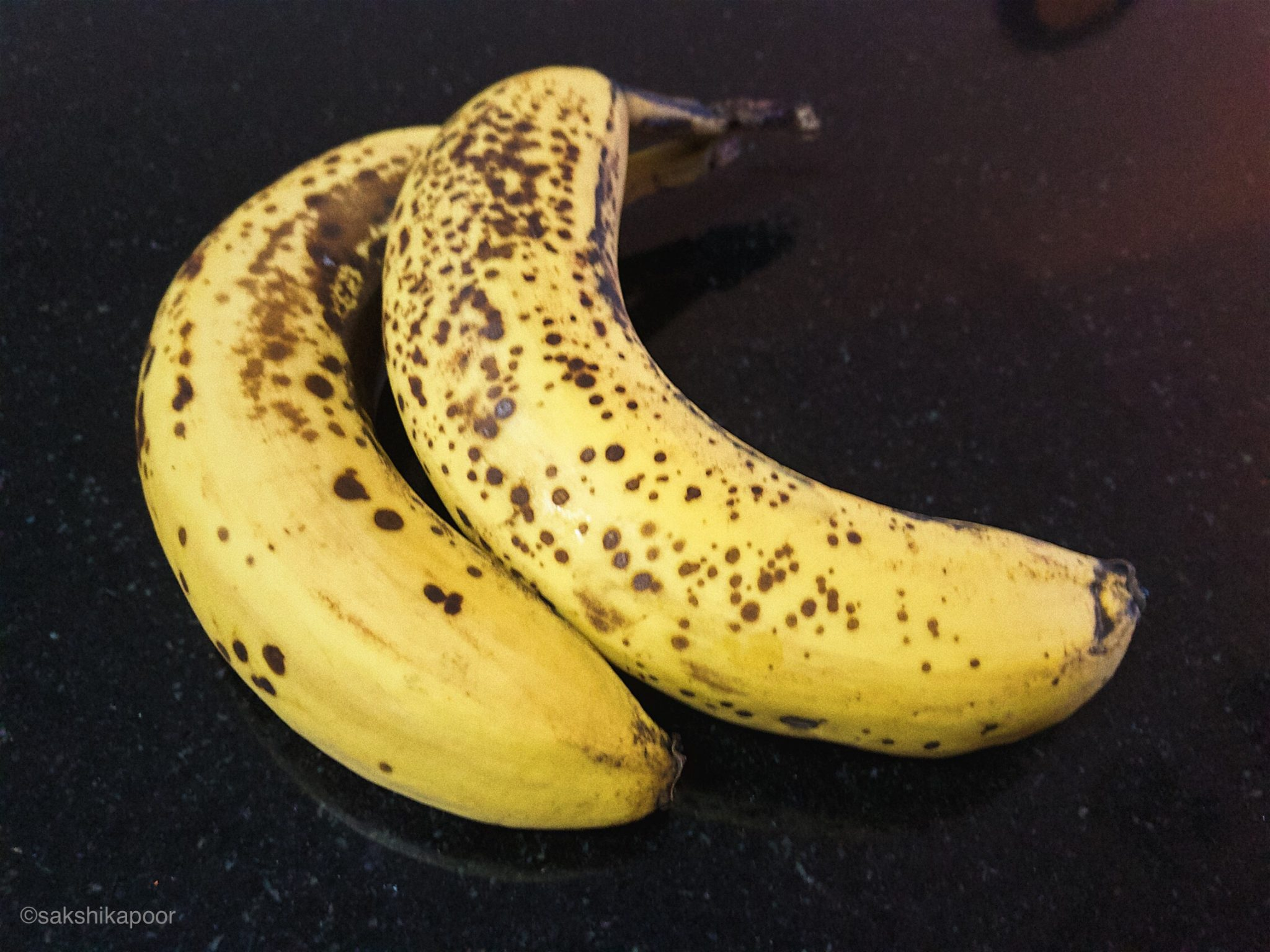 How to make frozen banana ice cream