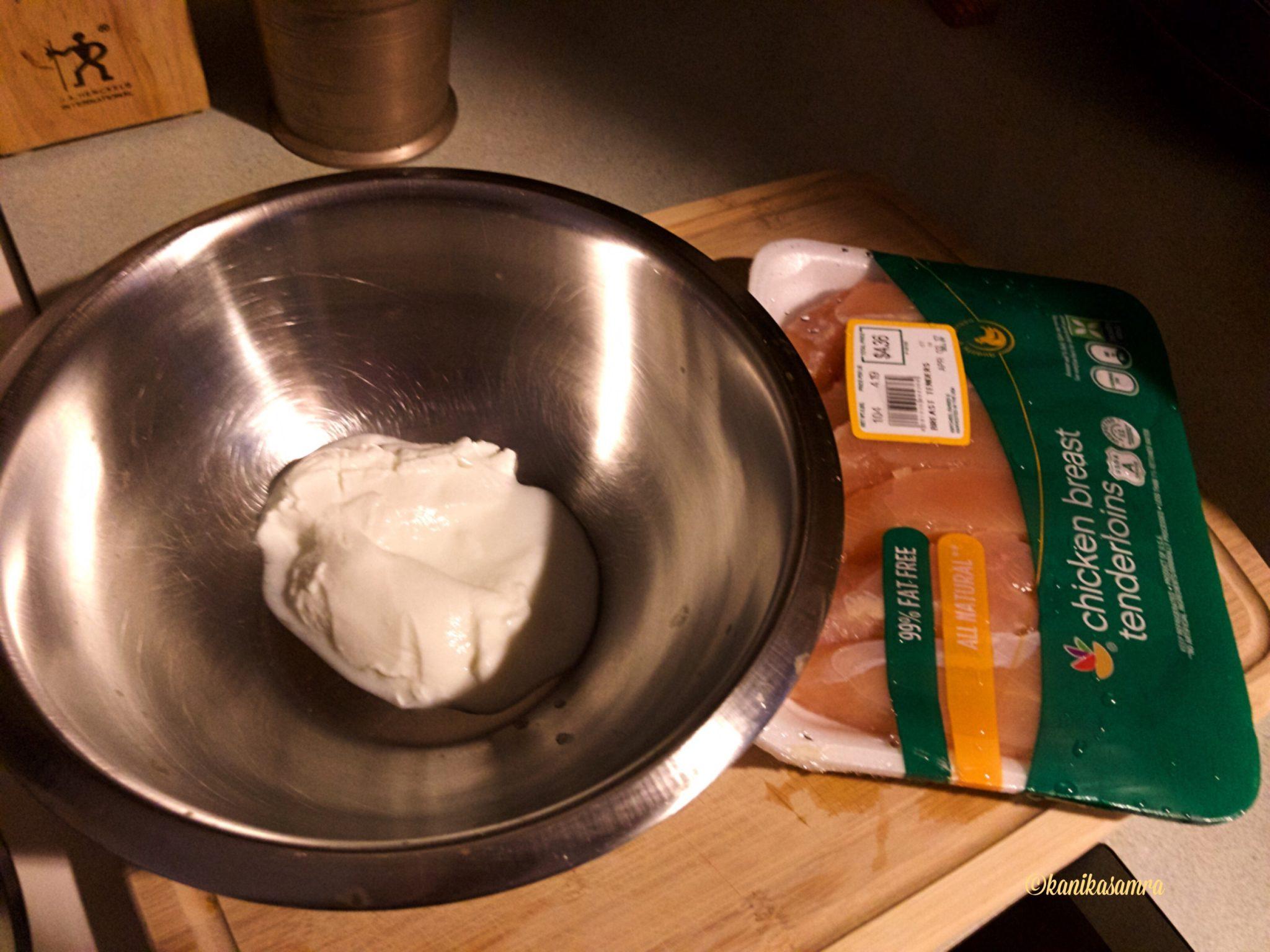 Marinating with Yogurt