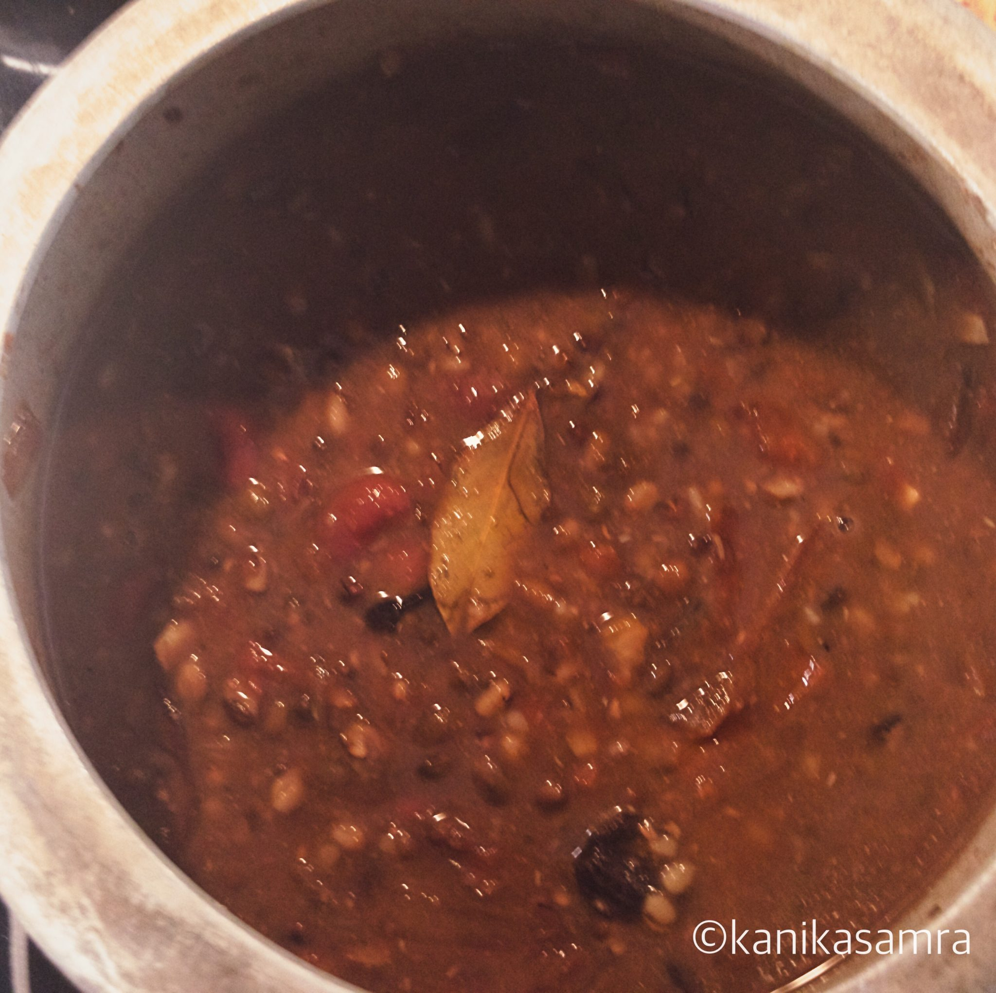 Mixing Masala in the Dal