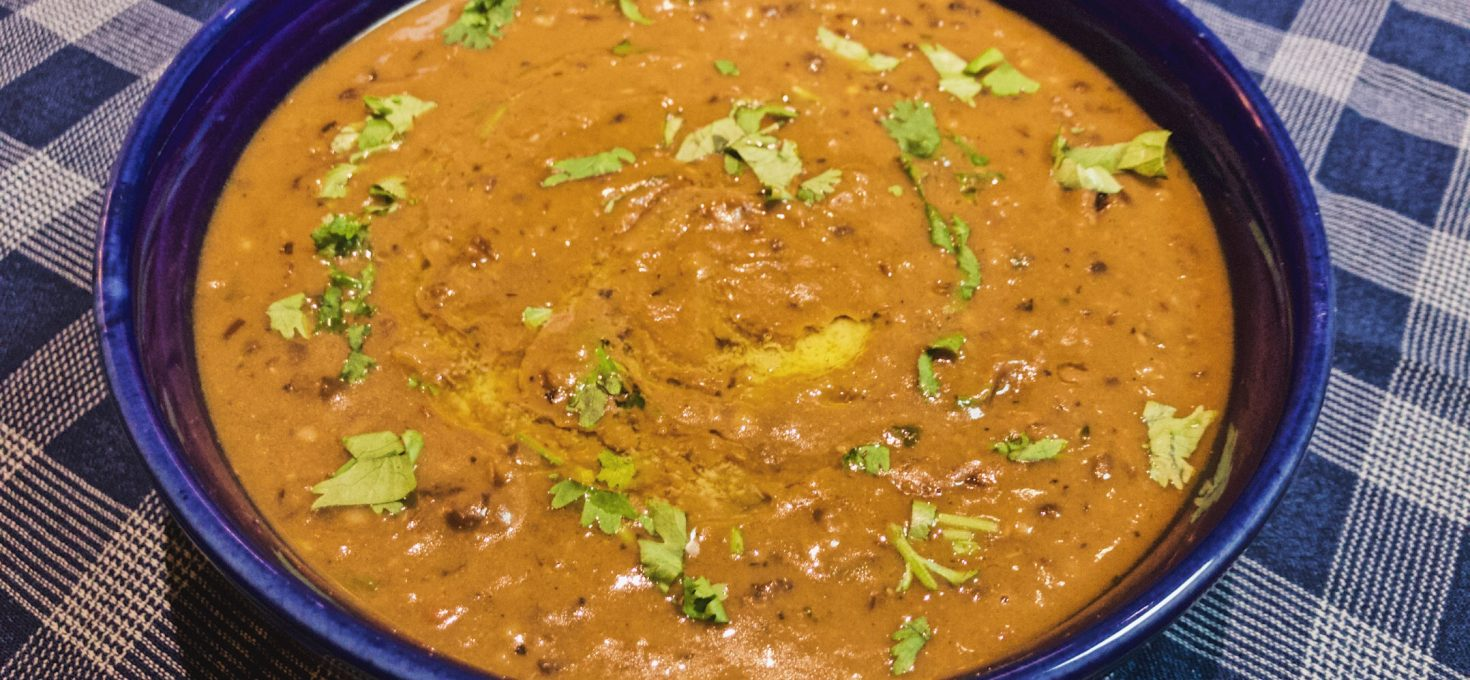 Light Dal Makhni recipe