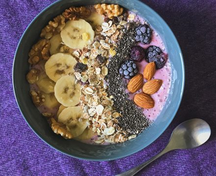 Of Smoothies and Smoothie bowls