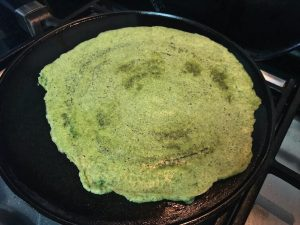 Easy Moong dal dosa recipe