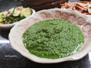 Happiness is pesto!