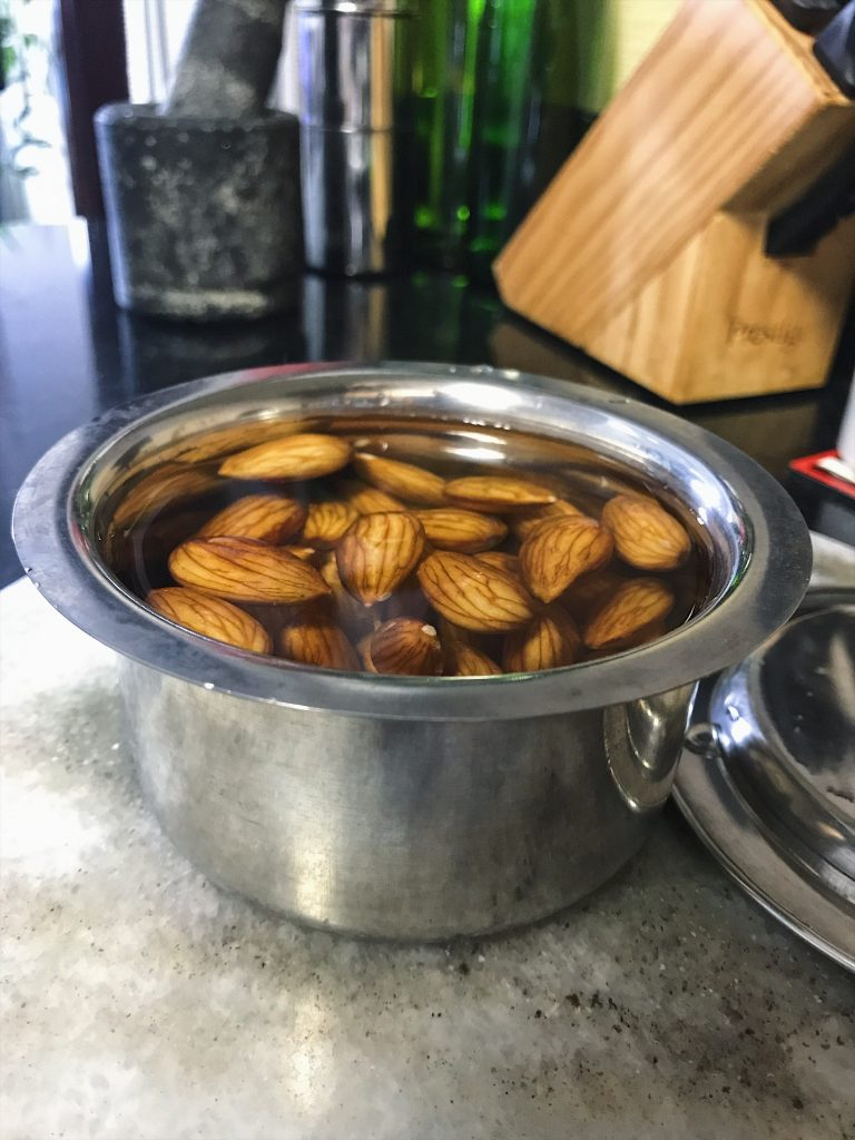 Easy Badam Sharbat recipe