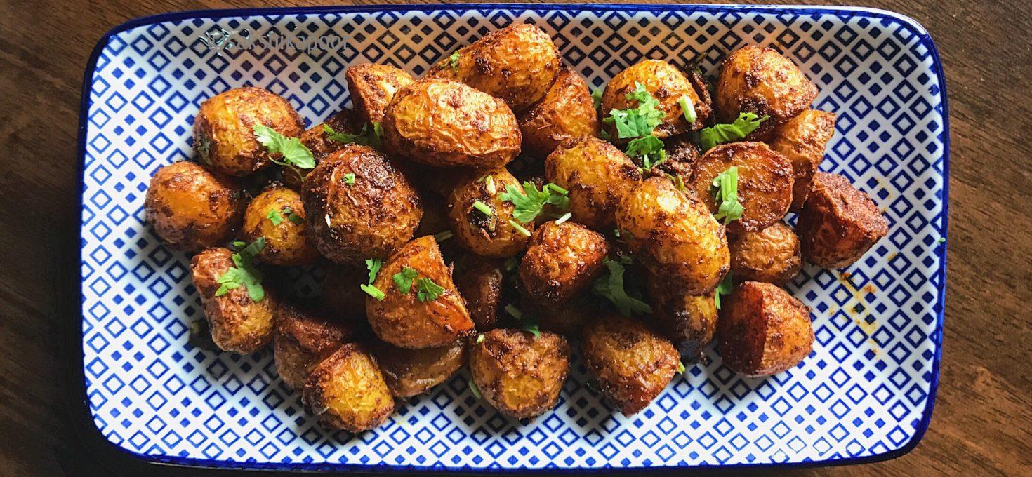Spicy Seed Potato recipe