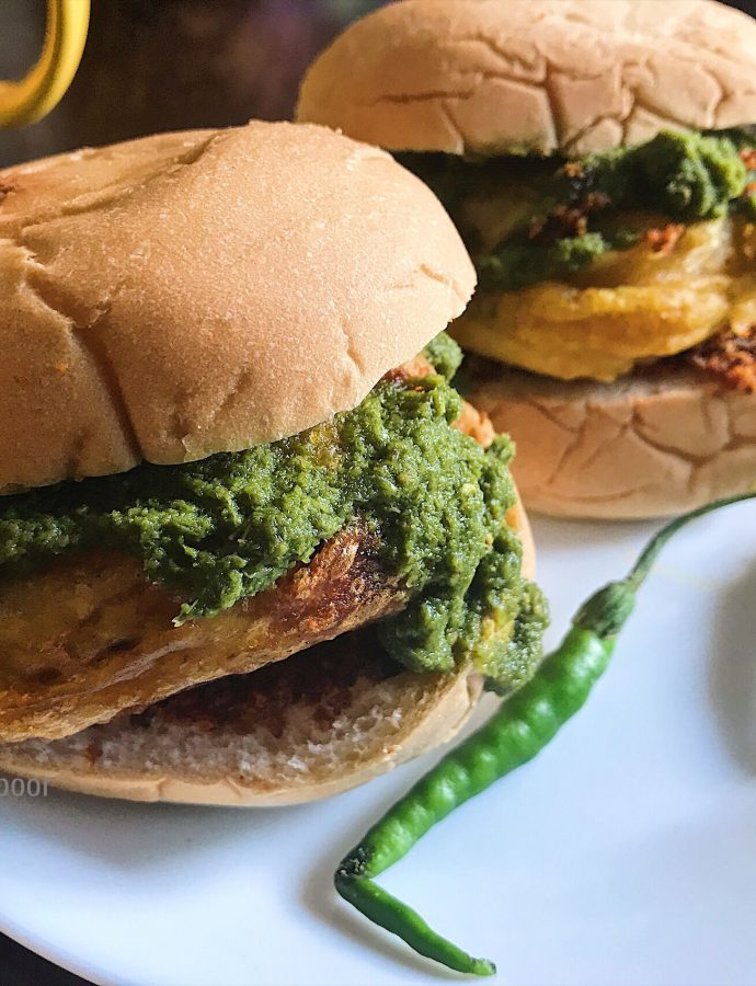 Vada Pav ~ an ode to Mumbai