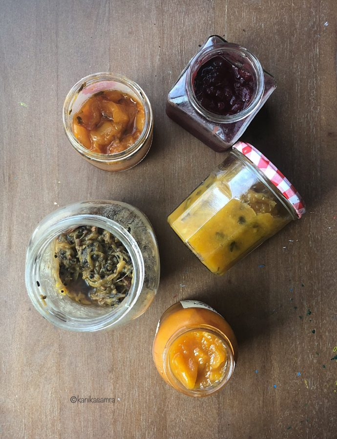 Round Up Of Summers' Mango Chutneys