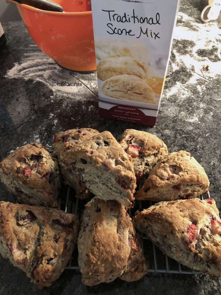Stonewall Kitchen Scones