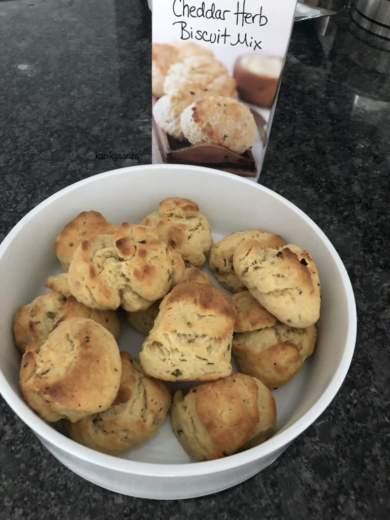 Stonewall Kitchen Biscuits